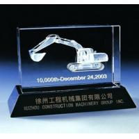 Buy cheap 3D laser engraving awards (IE254-2) from wholesalers