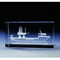 Buy cheap 3D laser crystal gifts (IE226-1) from wholesalers