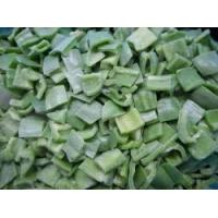 IQF Frozen Green Pepper (whole, dices, slices) RC-FV-004