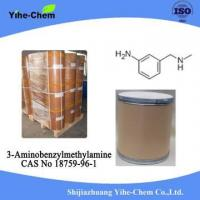 Buy cheap 3- Aminobenzylmethylamine supply high quality from wholesalers