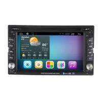 EW861P 2DIN Car DVD Radio with Android4.2