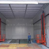Coating and Painting painting booth