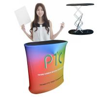 Promotion table Foldable Reception Counter Promotion Table