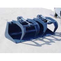 Quality Scrap grapple buckets for sale