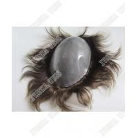 Quality Hair Piece ALL POLY SKIN BASE TOUPEE for sale