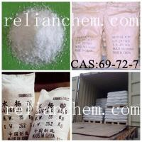 Quality Medical Chemical Materials Salicylic acid CAS:69-72-7 for sale