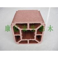 Quality ECO wood square wood series 120 * 120 column for sale