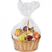 Basket Cellophone Bags Treat Cello Plastic Gift Bags