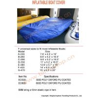 Buy cheap Boat Cover Inflatable Boat Cover from wholesalers