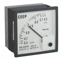Quality Squre Power Factor Meter for sale