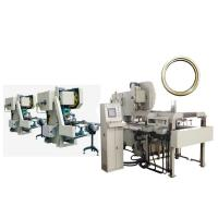 Buy cheap Cap production line Milk powder can grooved-on cover production line from wholesalers