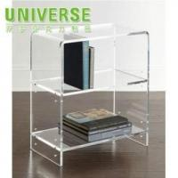 Quality Acrylic Trolley/Cart Amazing Design Stylish Gold Bar Cart for sale
