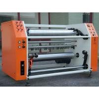 Buy cheap Semi-automatic Pre-stretch Film Slitter Rewinder from wholesalers