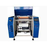 Buy cheap Fully Automatic Five Shaft Stretch Film Rewinding Machine from wholesalers