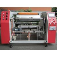 Quality Semi-automatic Aluminum Foil Rewinding Machine for sale