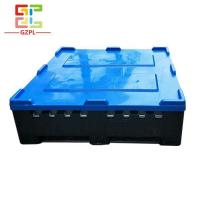 China Collapsible Plastic Pallet Container on sale