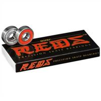 Quality 608 red bone skateboard bearings bones super reds for sale