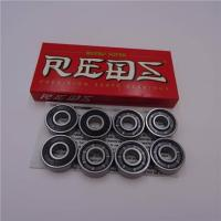 Quality BONES BEARINGS Bones bearings 608 bones reds skateboard bearings more for sale