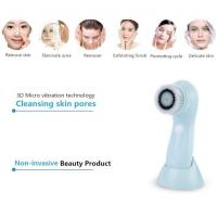 Electric Face And Facial Scrubber Brush Machine