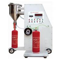 Quality Fire Extinguisher Fire Extinguisher Powder Filling Machine for sale