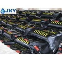 Quality Floating Rubber Oil Boom-JXYWGJ1000 for sale