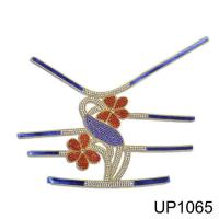 Buy cheap Sandals accessories acrylic cross ornaments upper from wholesalers