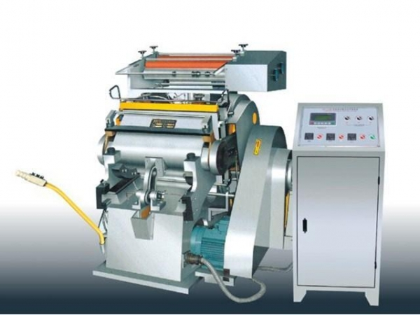 Buy die cutting and creasing machine manual hot foil stamping machine at wholesale prices