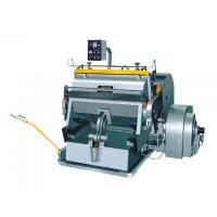 Quality die cutting and creasing machine manual die cutting and creasing machine for sale