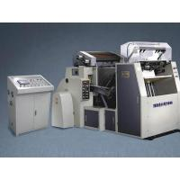 Quality die cutting and creasing machine rotary foil stamping machine for sale
