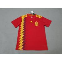 Quality National Team Jerseys Spain home 2018 World Cup models for sale