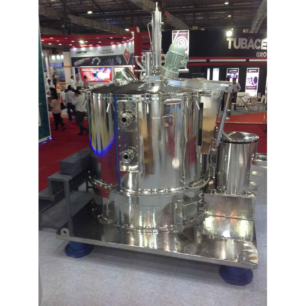 Quality Pull Action Bottom Discharge Centrifuge for sale