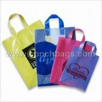Quality CN199008131321 custom design printing polyethylene bags for sale