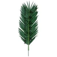 Haihong Insights (indoor or Outdoor) artificial coco or coconut palm tree leaves fronds