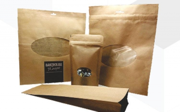 Buy Kraft Paper Pouch/Bag at wholesale prices