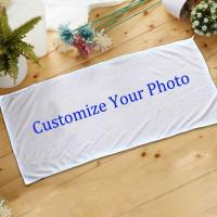 China Personalised Kids Beach Towels on sale