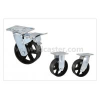High-grade all-iron castersSuper heavy duty machinery caster wheel