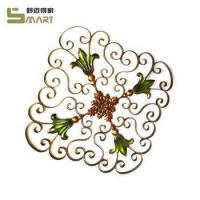 Quality Iron Wall Hanging Popular Handcraft Iron Home decorative metal wall art for sale