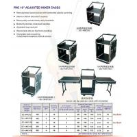 """Pro 19"""" Adjusted Mixer Cases"""