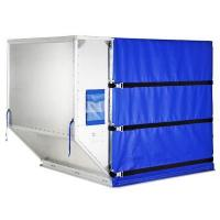 Sheet Metal Lower Deck Containers