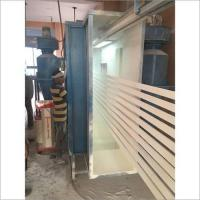 China Section Powder Coating Plant on sale
