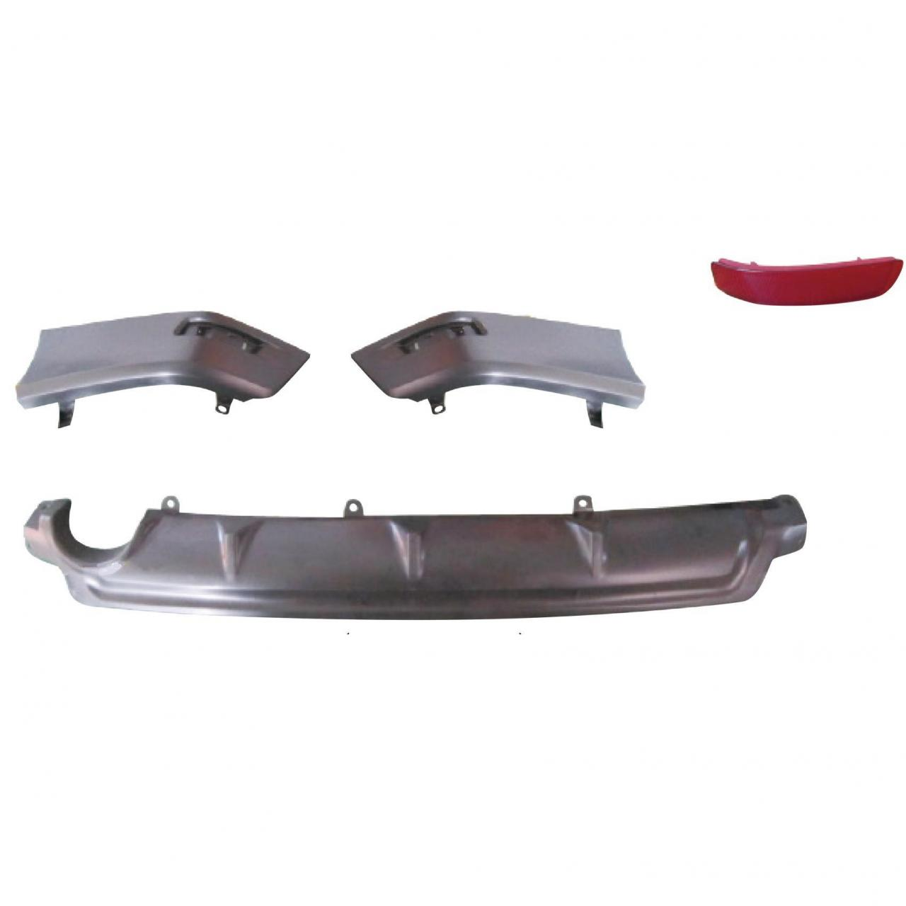China JAPANESE AUTO corolla 2014 rear spoiler on sale