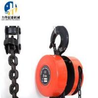 Quality Construction Manual Chain Hoist Pulley Block for sale