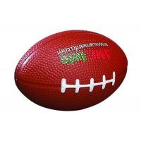Quality Pu Foam Soccer Football Stress Ball Promotional Gifts for sale