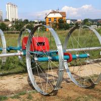 Quality Central Wheel Poweroll Irrigation System for sale