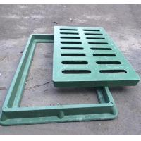 China BMC composite water grating for sewage | drain cover Manufacturer on sale