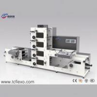 IR/UV DOUBLE DRIER FLEX LABLE PRINTING MACHINE