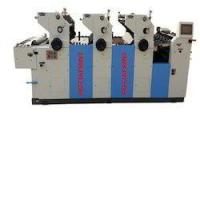 Quality Three Color Mini Offset Printing Machine for sale