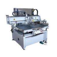 Quality Vertical flatbed screen printing machine for sale