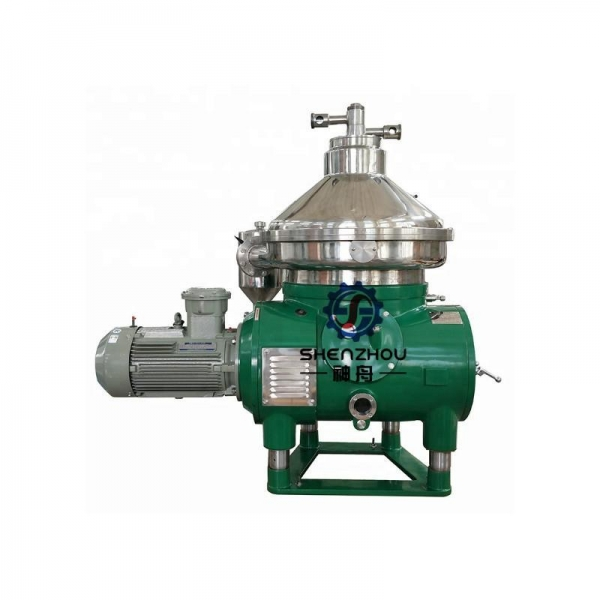 Buy Edible Oil Disc Centrifuge Separator Machine at wholesale prices