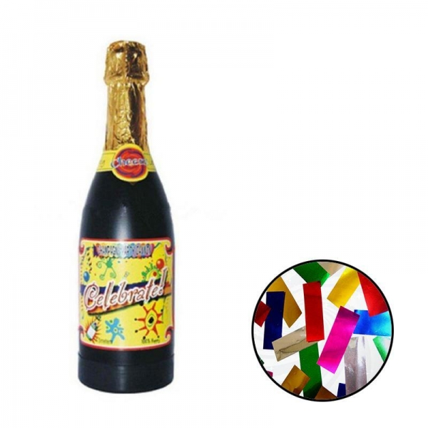 Buy Mylar Confetti Champagne Popper at wholesale prices